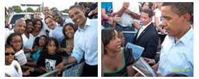 Barack Obama & WhenUDreamADream.org